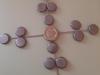 Izdelava modela atoma izbranega elementa - 8. r.