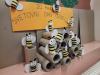 Prvošolci izdelali svoj čebelnjak ob svetovnem dnevu čebel.